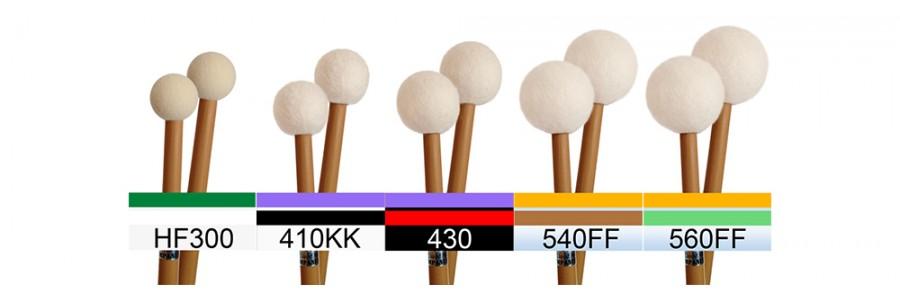 Set B:  HF300 + 4 pairs